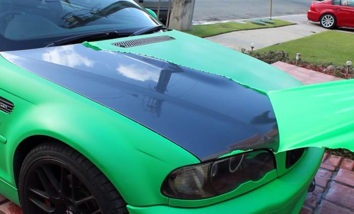 пласти дип покраска авто