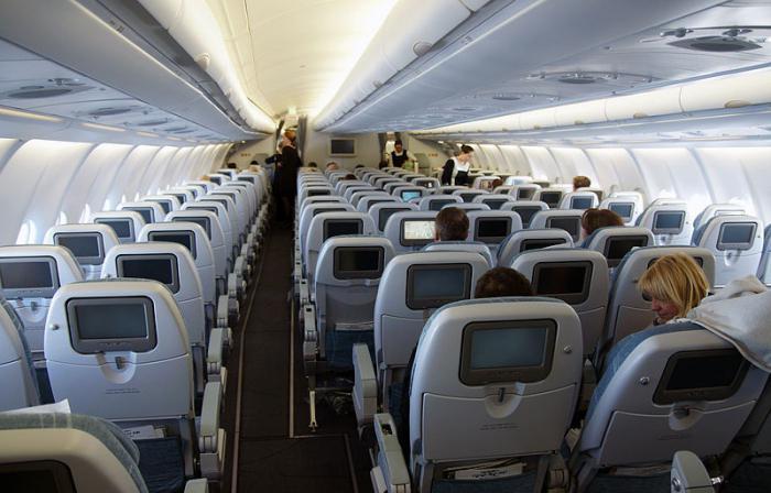 А 330 самолет схема 801