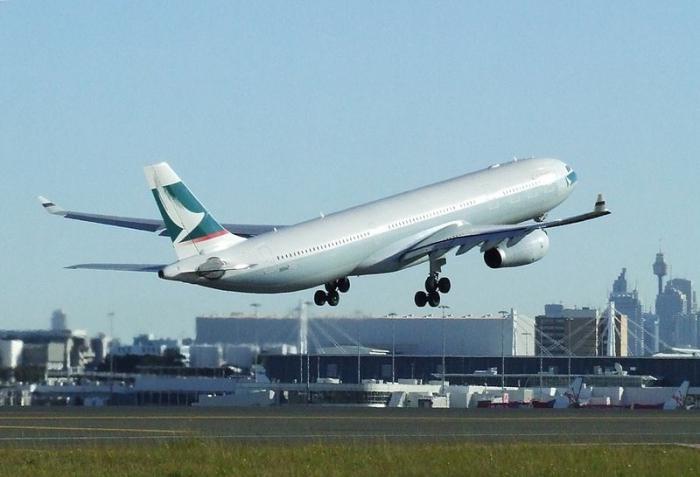 А 330 самолет схема 579