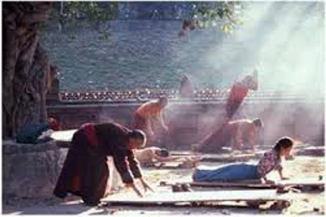 5 жемчужин тибета