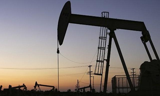 нефть природная