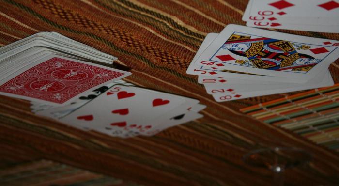 Преферанс: правила игры, комбинации карт