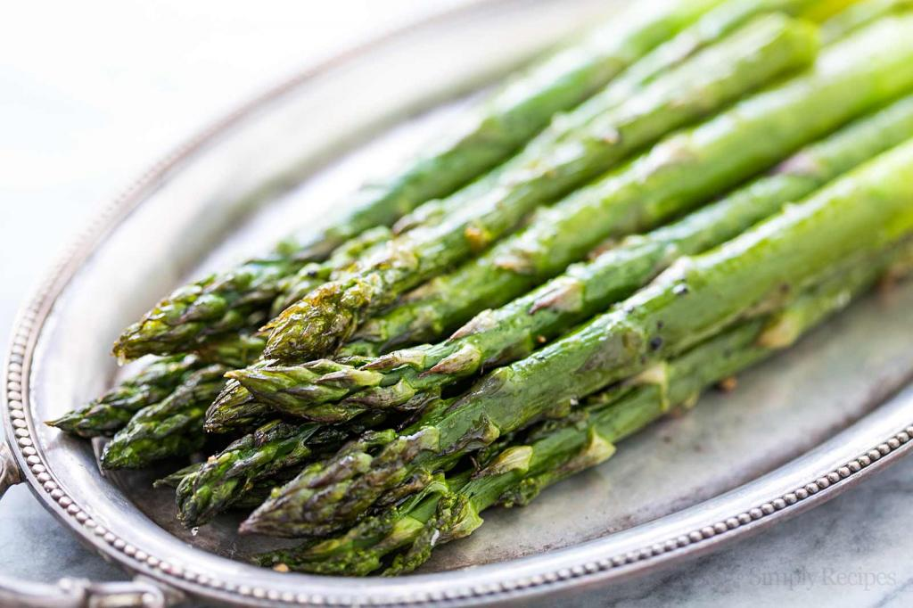 Asparagus as a reason for the smell of urine