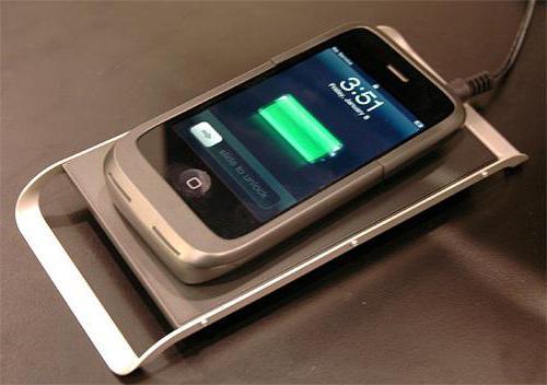 беспроводная зарядка для iphone 6
