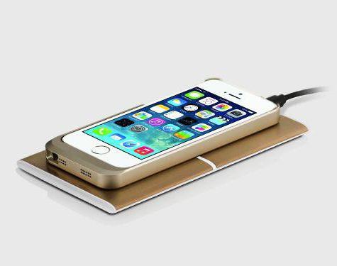 беспроводная зарядка для iphone 5s
