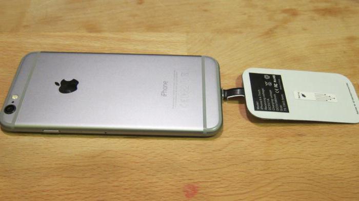 можно ли заряжать iphone беспроводной зарядкой