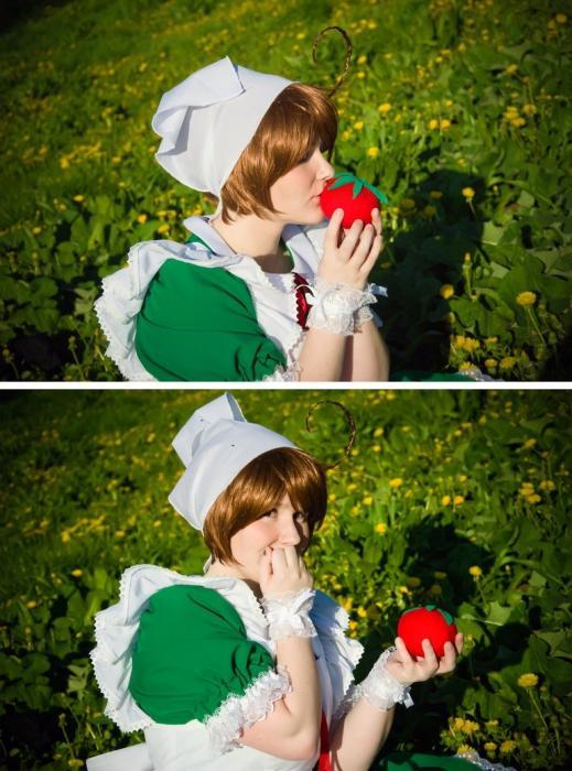 Как научиться целоваться на помидорах? Первый шаг к живому человеку