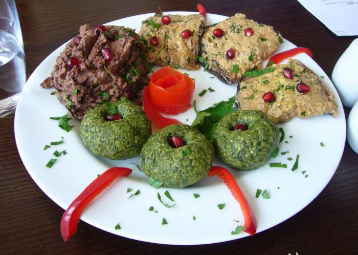 Горячие блюда из морепродуктов рецепты фото