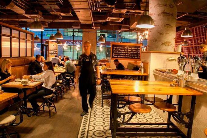 бостон ресторан москва отзывы
