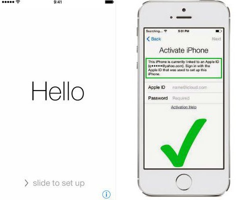 Как восстановить пароль айклауд на айфоне