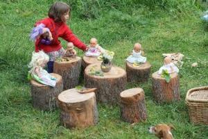 детская площадка в детском саду своими руками