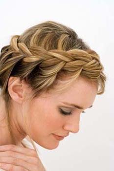 Как Самой Красиво Заплести Волосы Инструкция