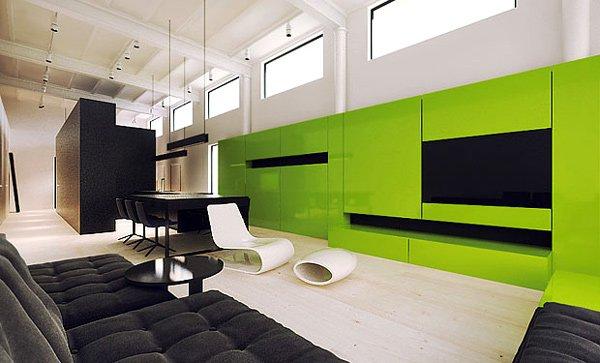Минимализм в дизайне квартир: основные черты стиля, мебель, аксессуары