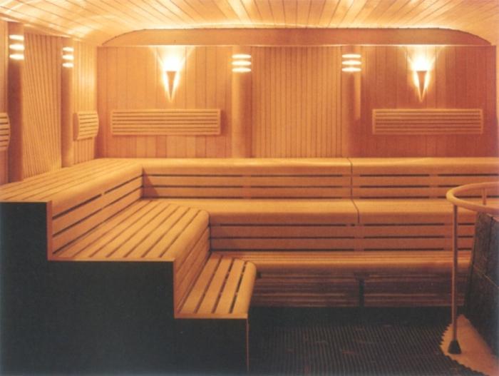 Высота потолка в бане стандарт