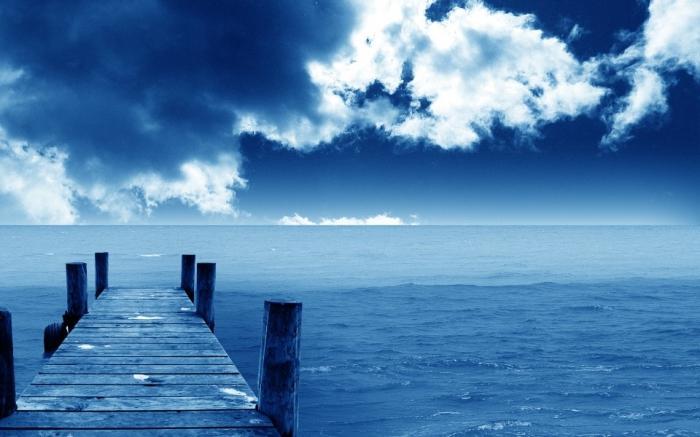 Что значит синий цвет