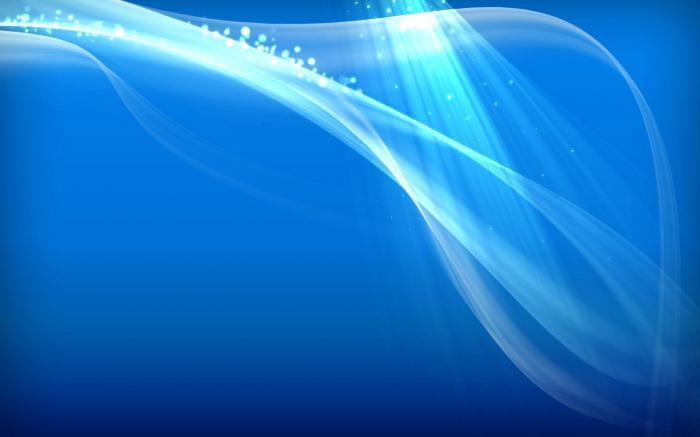 Значение цветов - синий