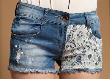 Как из джинс сделать шорты без швейной машины