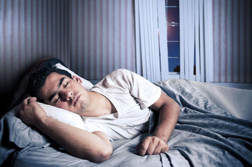 красивые картинки спящий мужчина сочтите