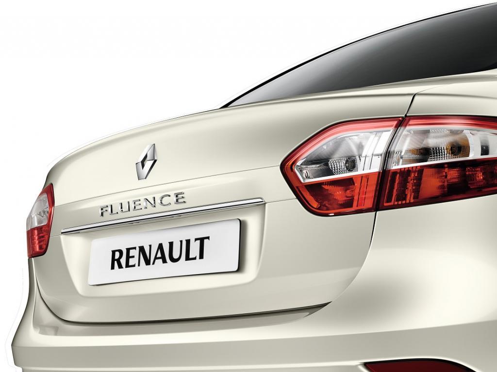 Renault Fluence рестайлинг