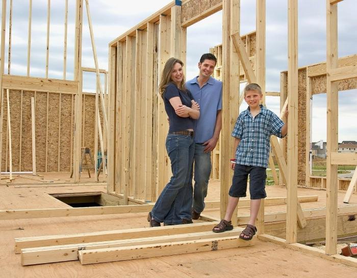 Построить каркасно-щитовой дом своими руками