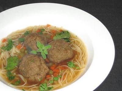 клецки с зеленью для супа рецепт