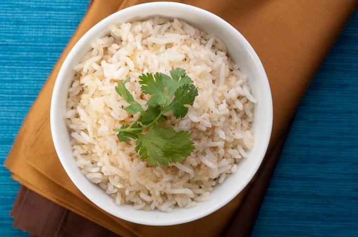 Готовим рис в мультиварке панасоник