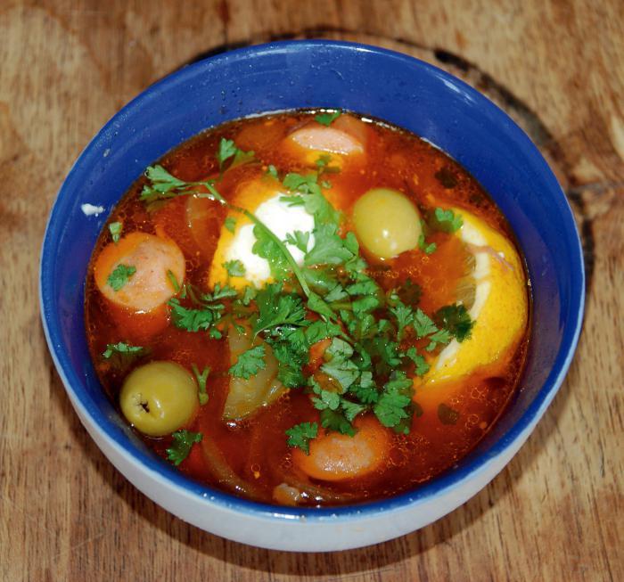 Солянка в мультиварке пошаговый рецепт с фото с картошкой