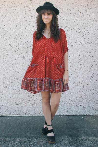 выкройка летнего платья трапеция