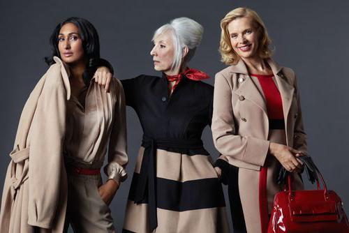 одежда для женщин после 50 лет больших размеров