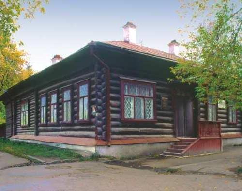 Музей Бажова Екатеринбург