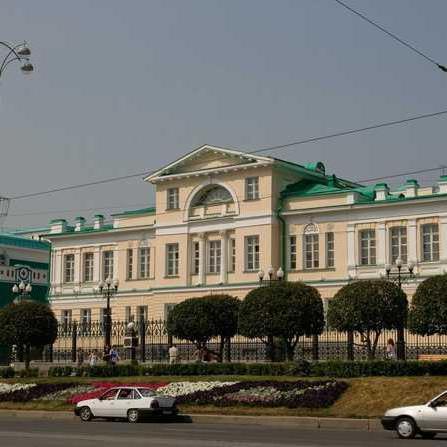Камнерезный музей Екатеринбург