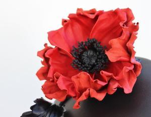 искусственные цветы из ткани своими руками мастер класс