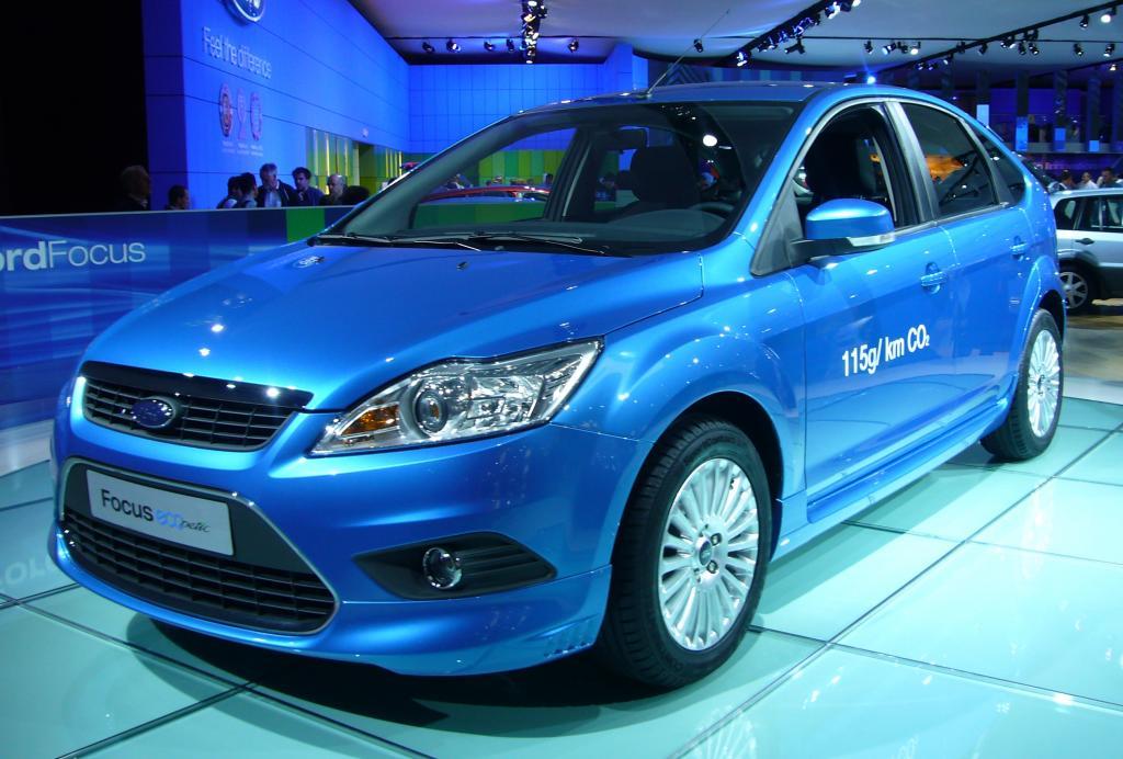 Ford Focus 2 новый