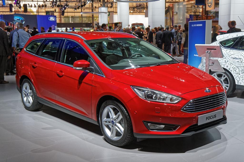 Ford Focus 2 универсал