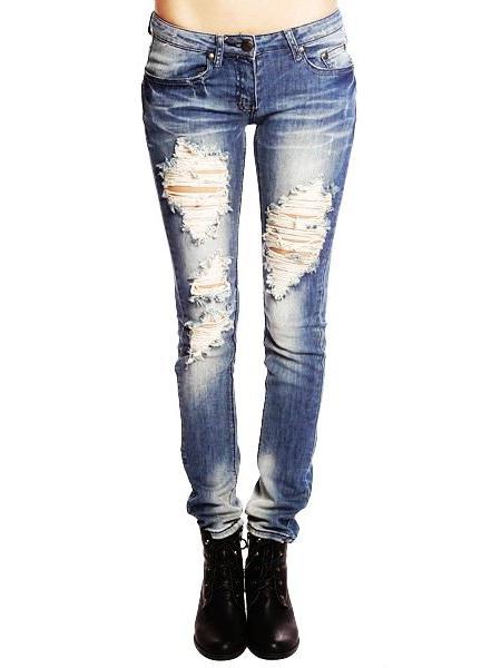рваные джинсы фото женские
