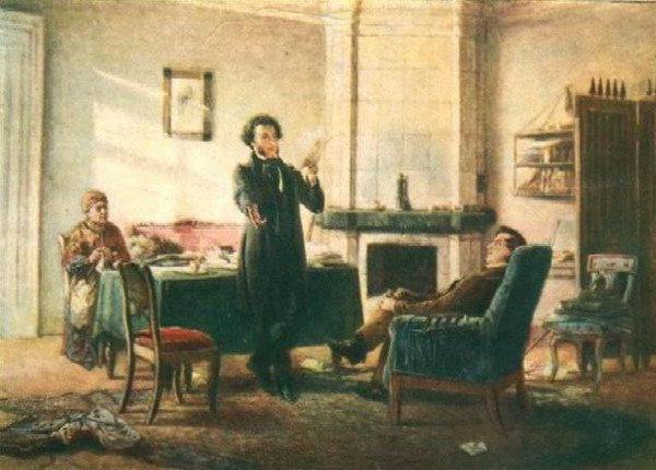 пущин иван иванович дружба с пушкиным