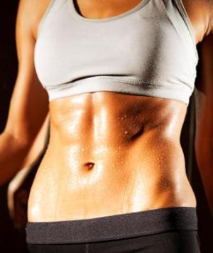 как убрать живот диета и упражнение