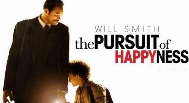 essays on the movie pursuit of happiness In a journal written by michael janusonis, the pursuit of happyness is viewed as a good movie will smith played the role of chris gardener very well he faced the harsh.