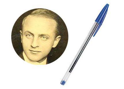 ласло биро шариковая ручка