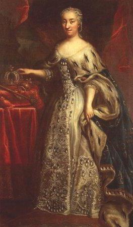 королева ульрика элеонора