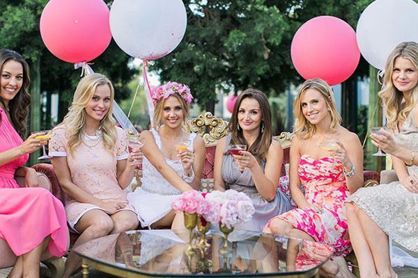 Сценарий девичника перед свадьбой: конкурсы и интересные идеи