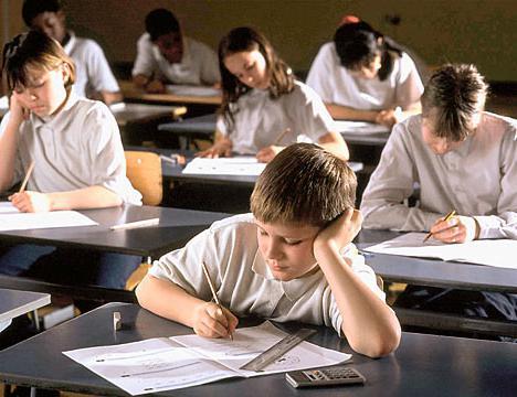 как успокоиться перед экзаменом егэ