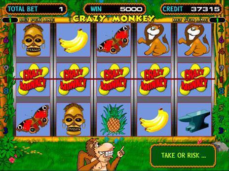 как обыграть игровые автоматы обезьянки