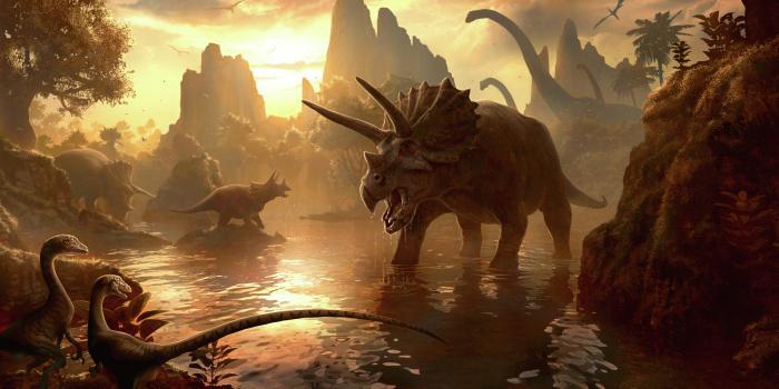 К чему снится динозавр? Трактовки ночного видения
