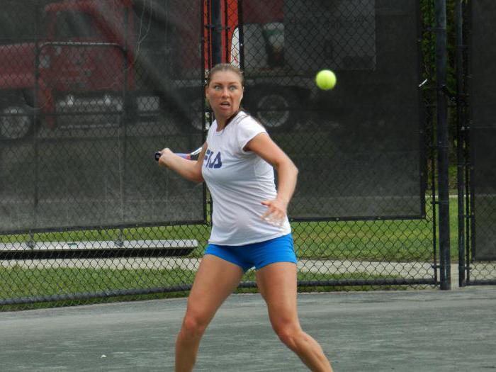 Вера Звонарева: короткая биография теннисистки