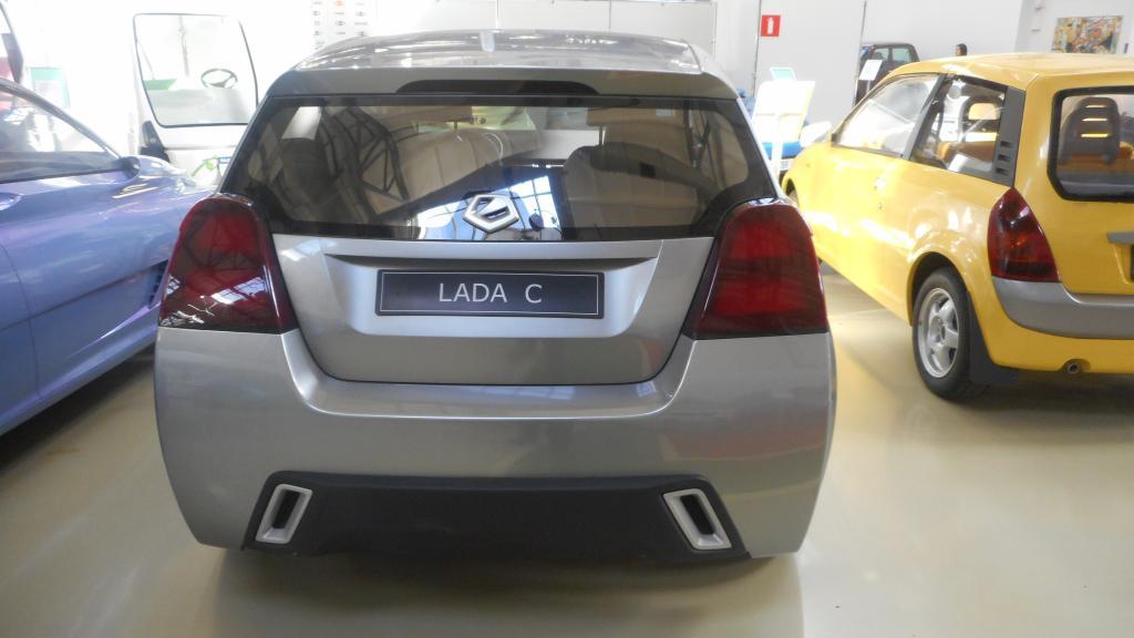 """Концепты Лада"" (Lada C Concept): описание, технические характеристики"