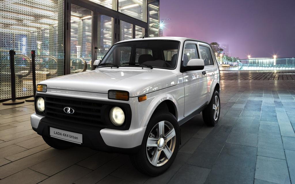 Lada 4X4 C