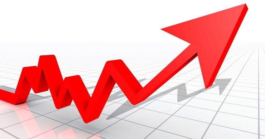 Падение, повышение курса рубля