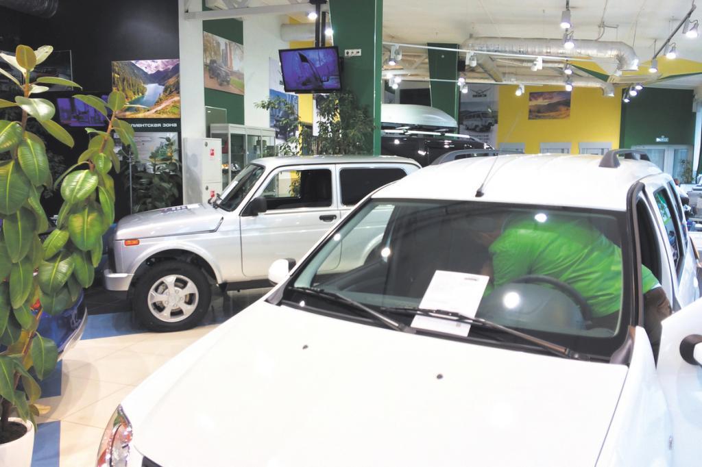 Инфляция в сфере автомобилестроения