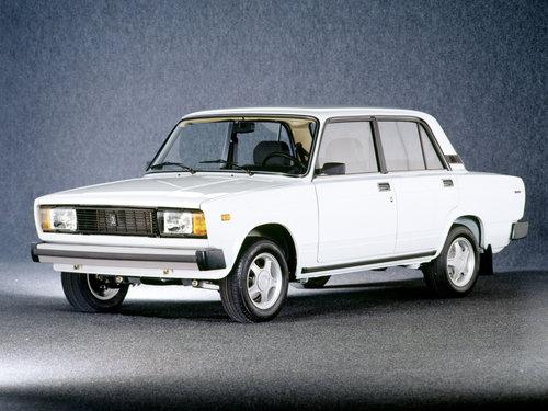 Машина Lada 2107